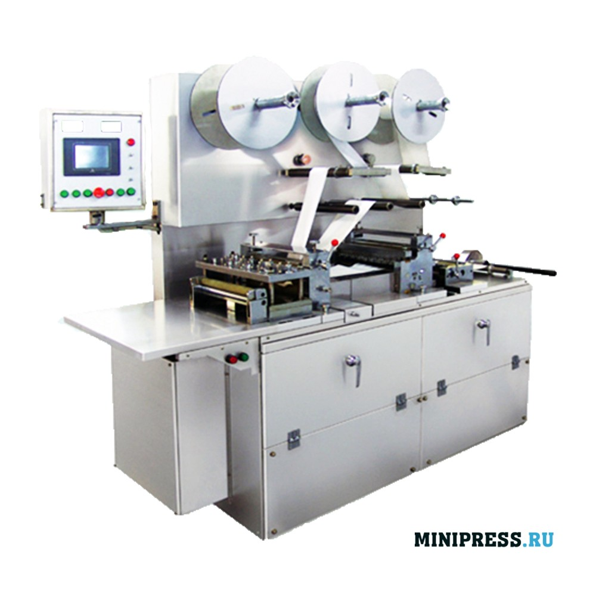 Оборудование для резки медицинского перевязочного материала
