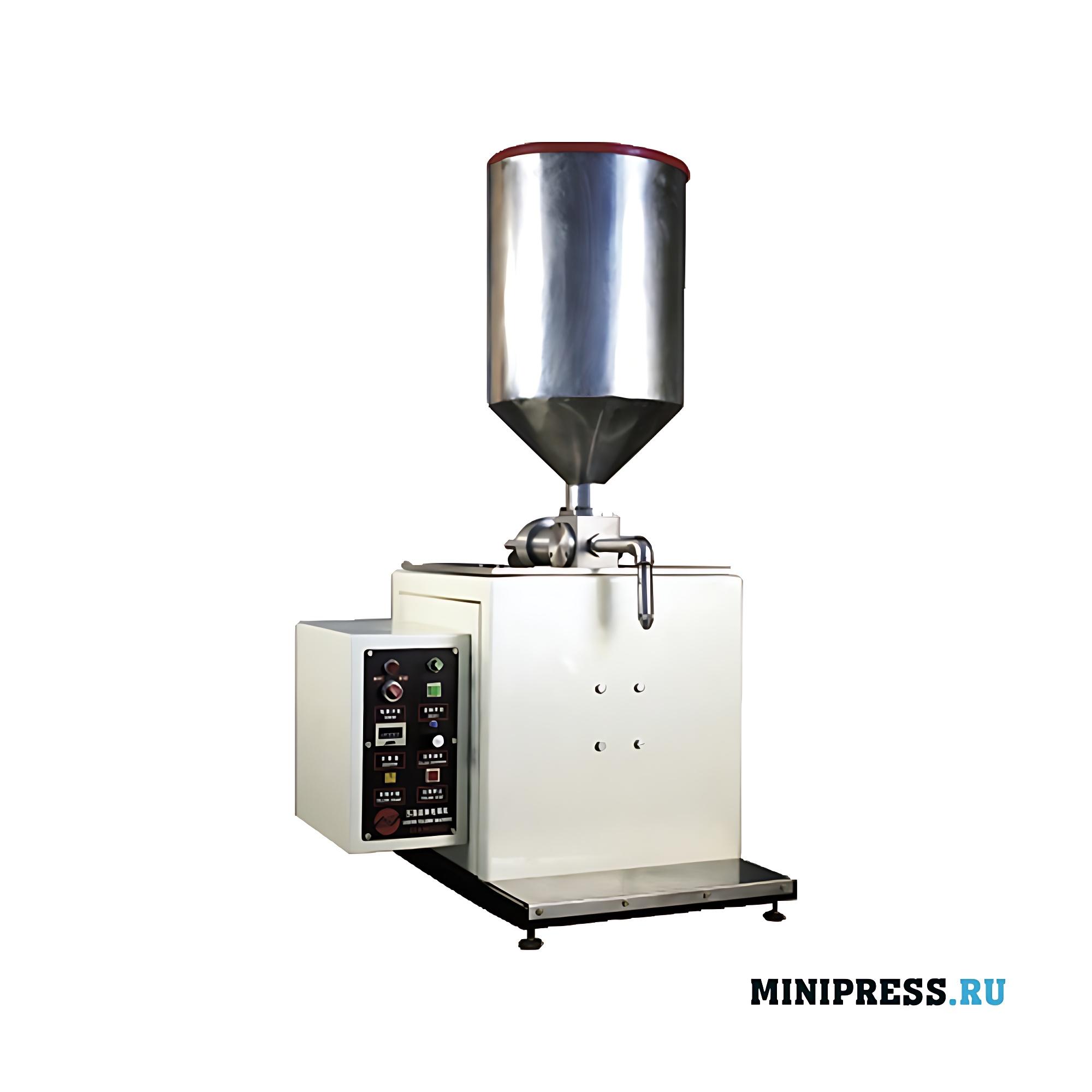 Оборудование для розлива и упаковки жидкостей