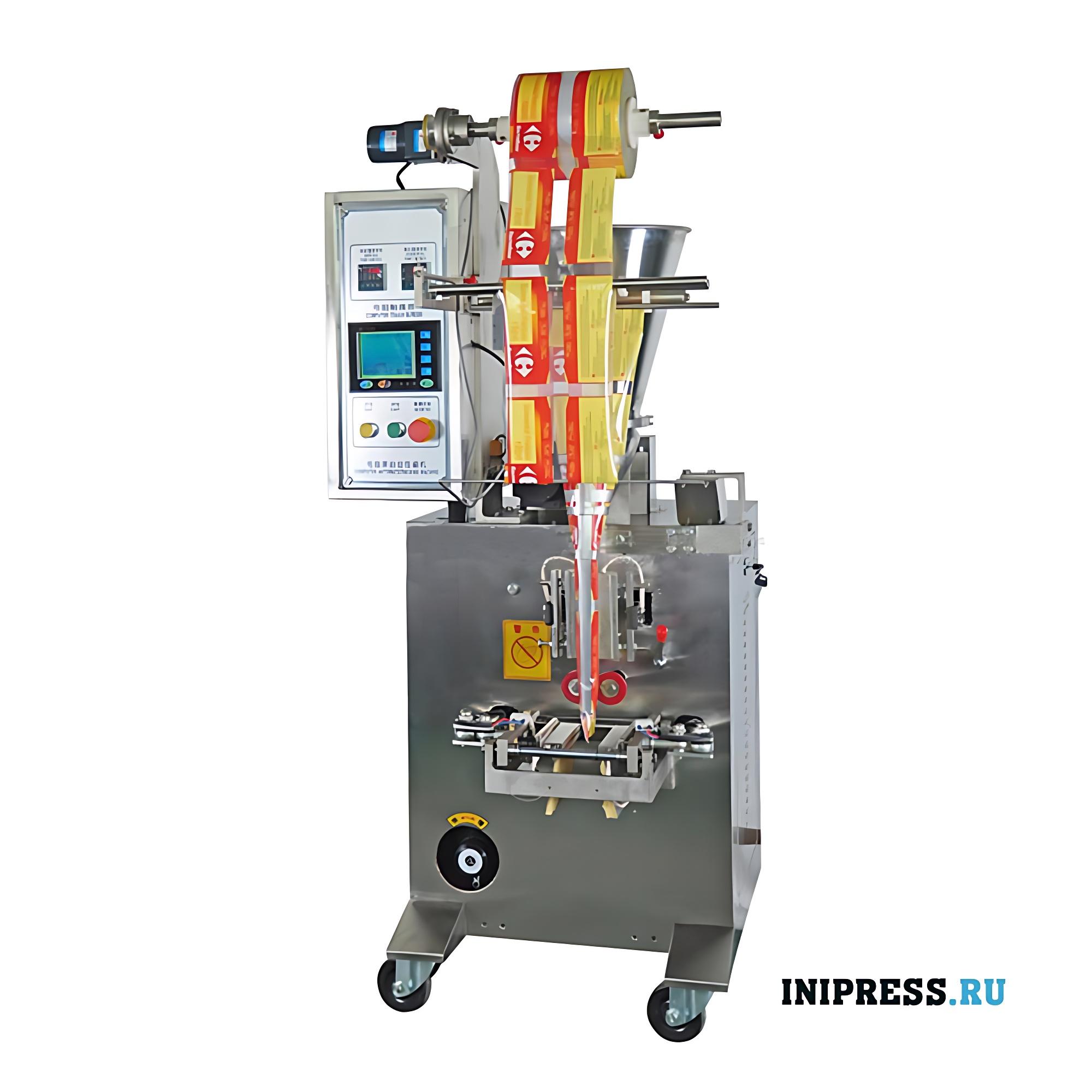 Оборудование для розлива и упаковки жидкостей и вязких веществ