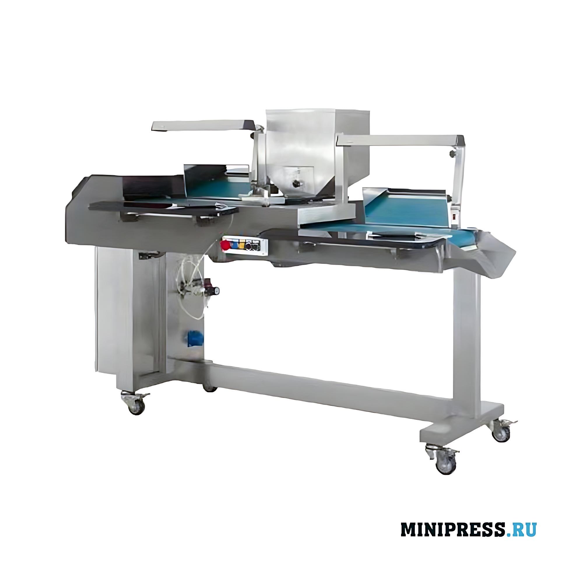 Оборудование для сортировки и проверки качества таблеток