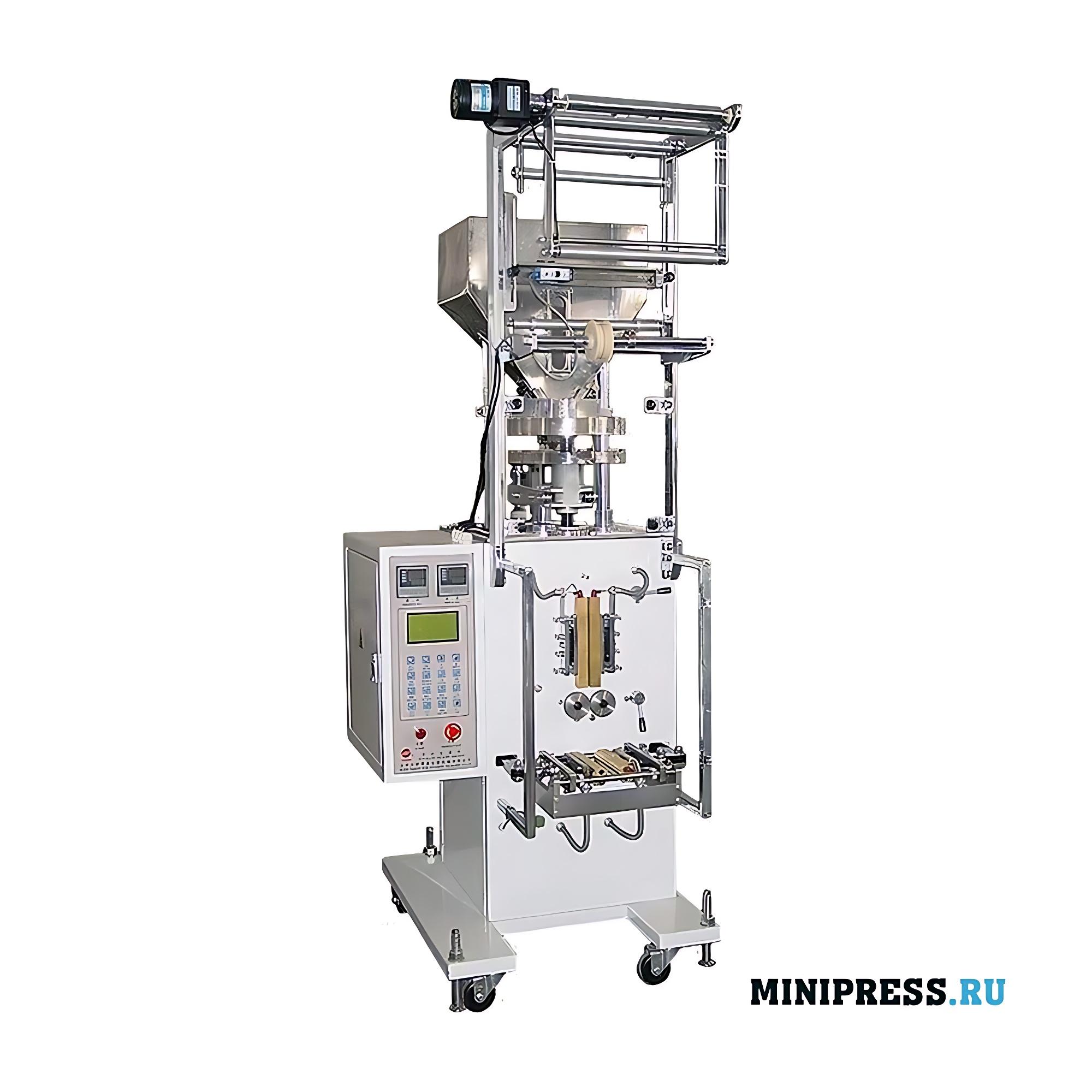 Оборудование для упаковки гранул