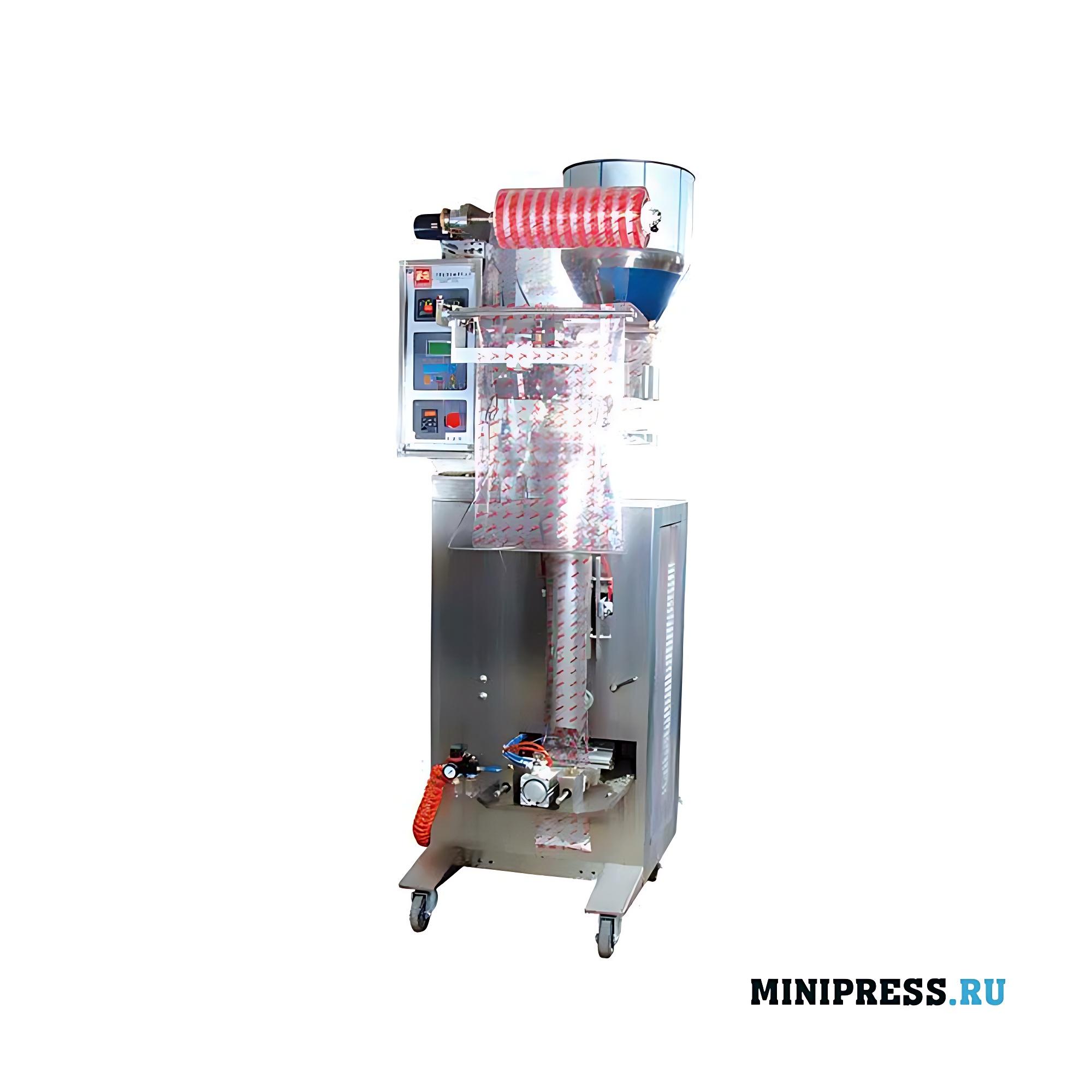 Оборудование для упаковки и герметизации в большой пакет