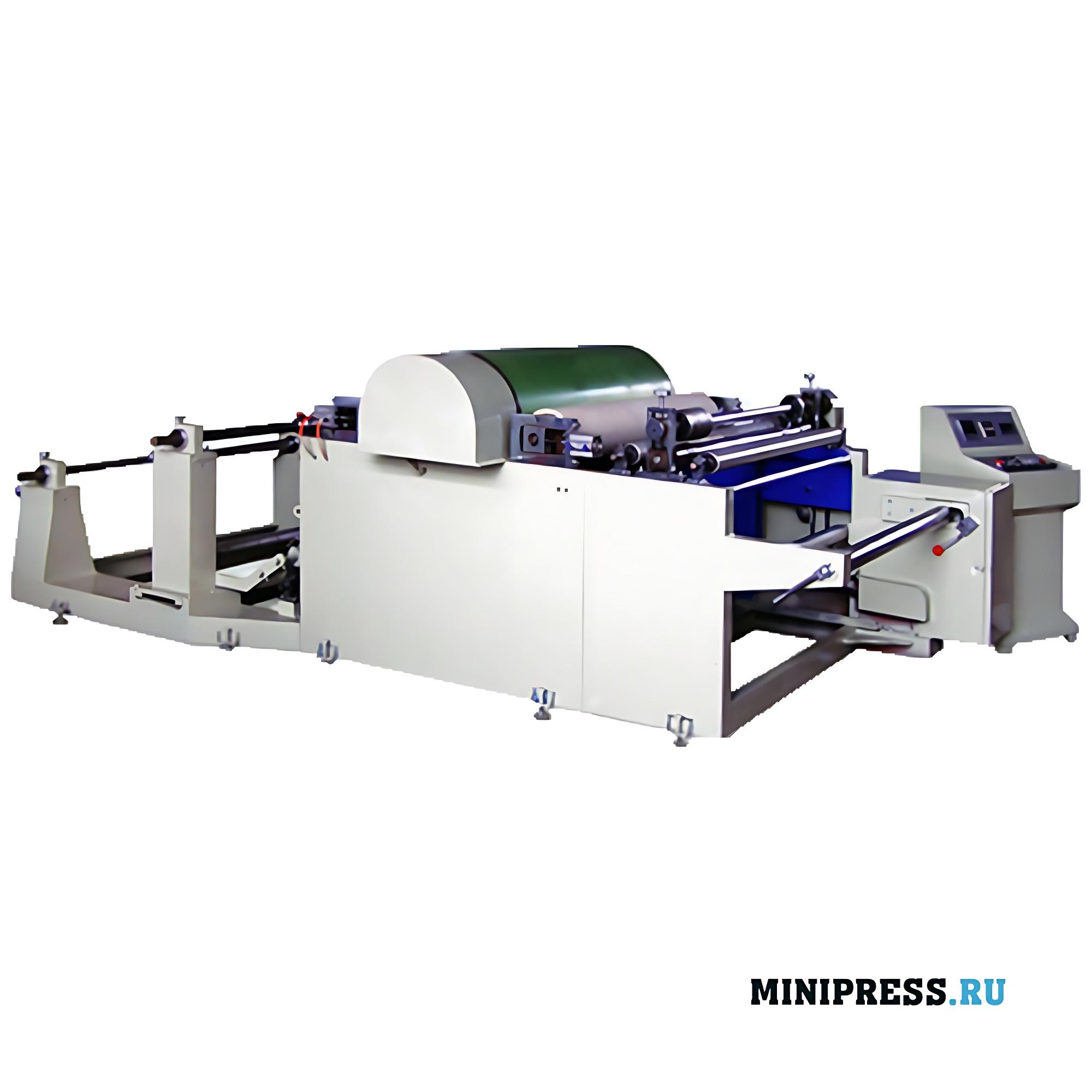 Одинарная многокомпонентная машина для ламинирования