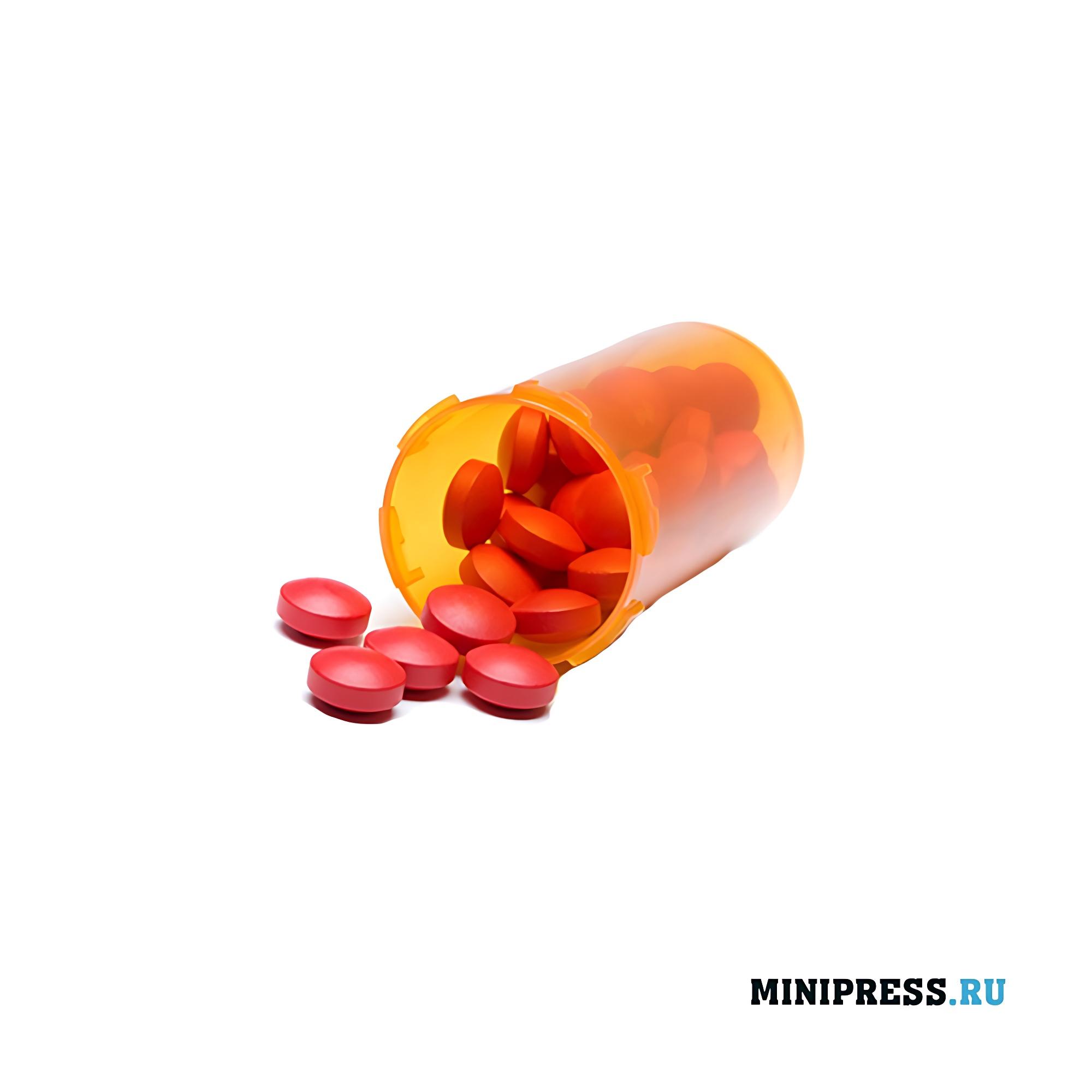 Пресованные таблетки