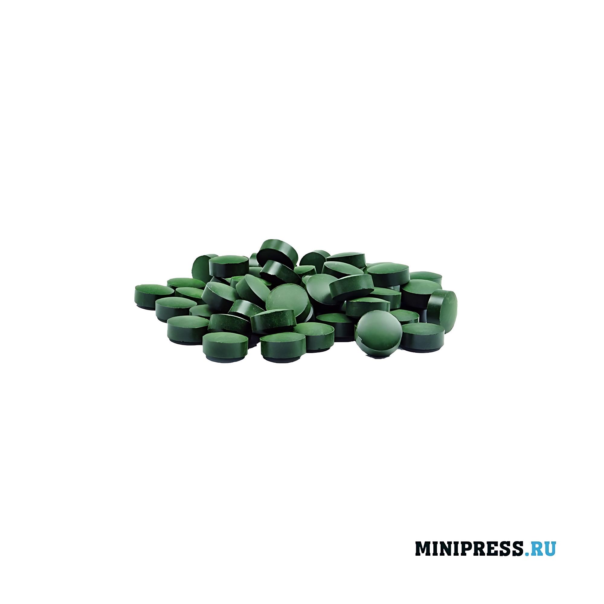 Фармацевтические изделия после прессовки