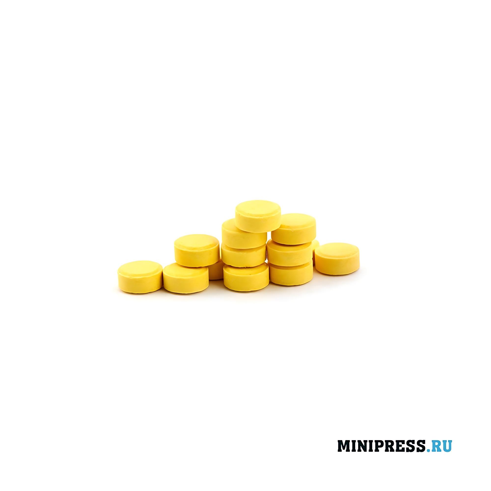 Прессование таблеток