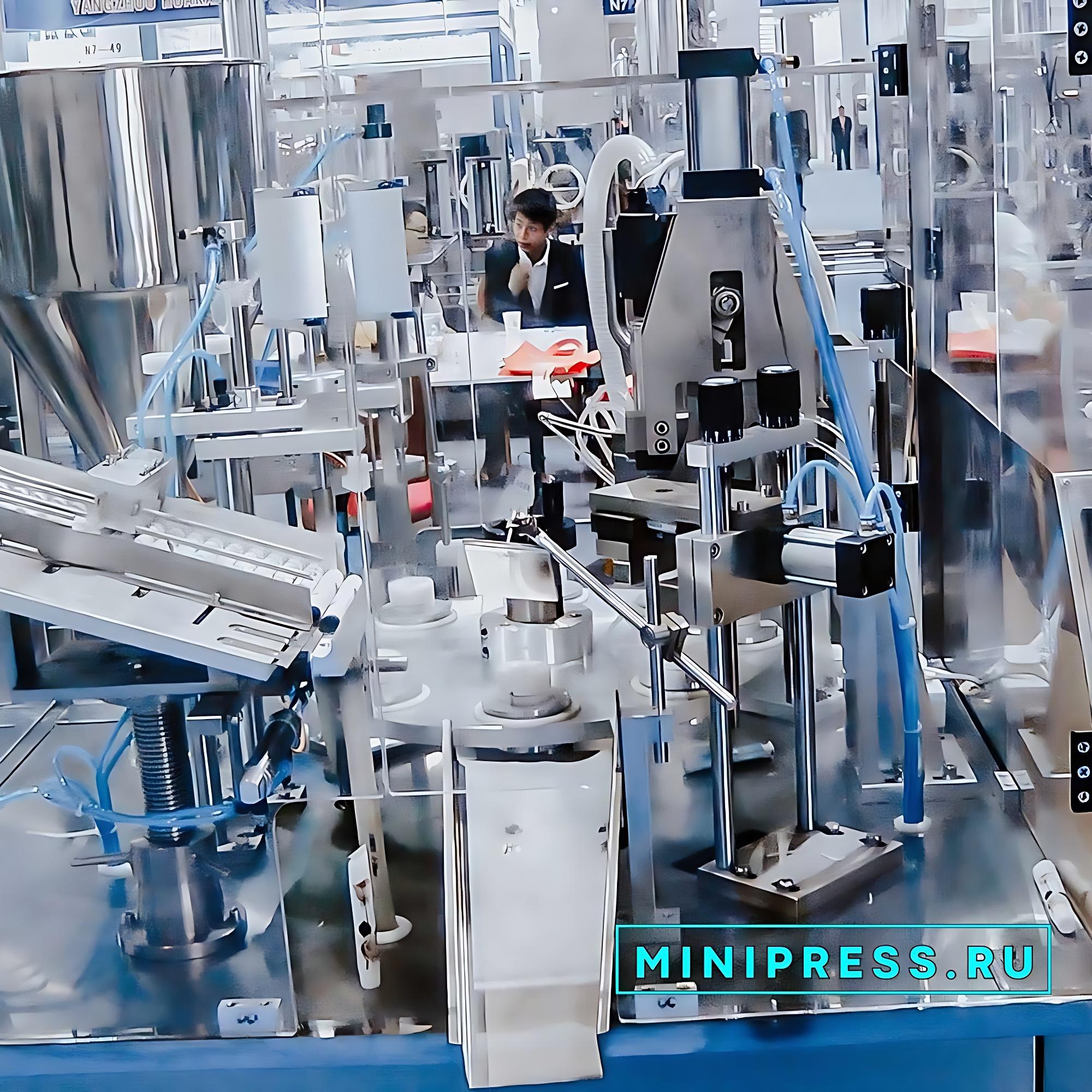 Таблетки производство индия