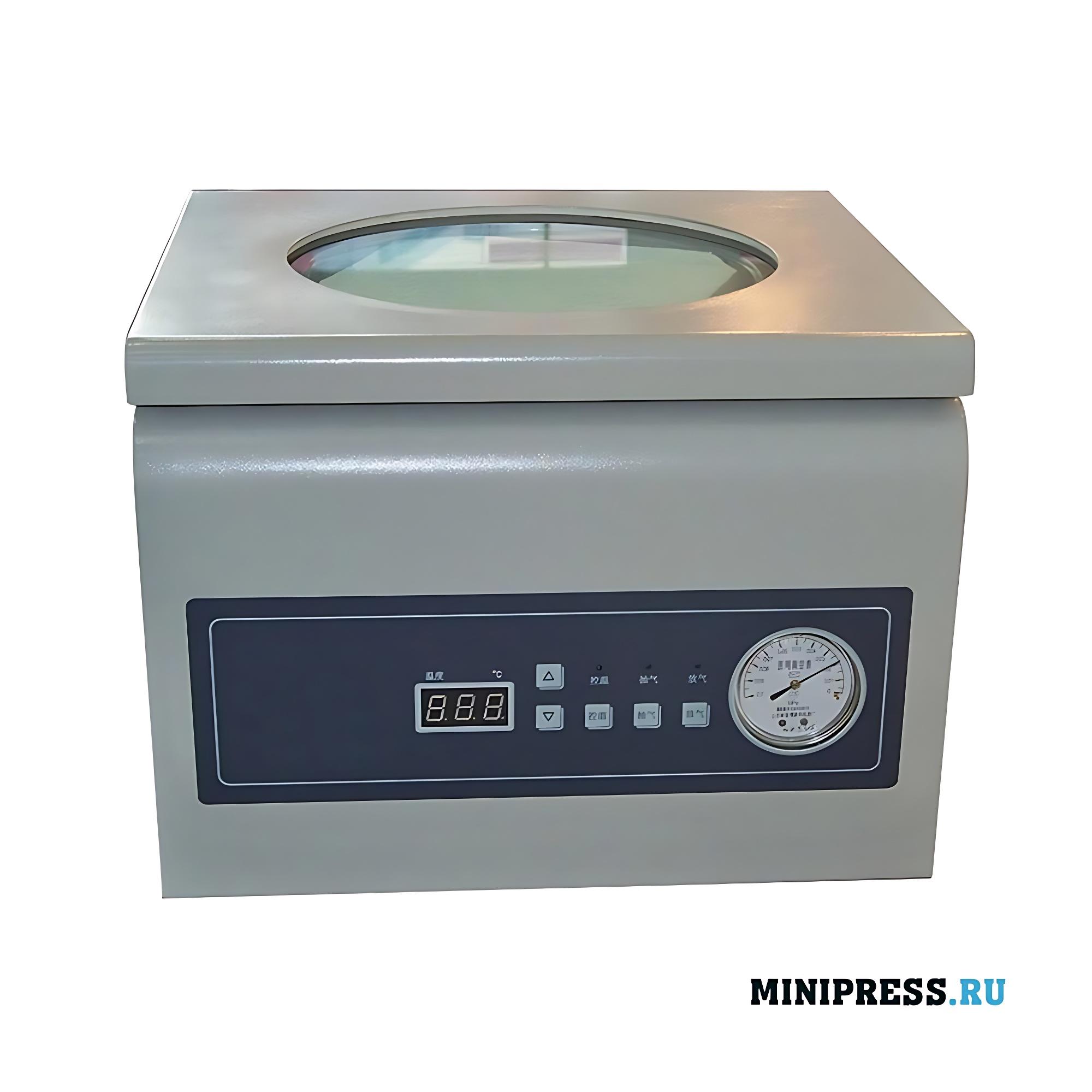 Вакуумный сушильный шкаф с постоянной температурой
