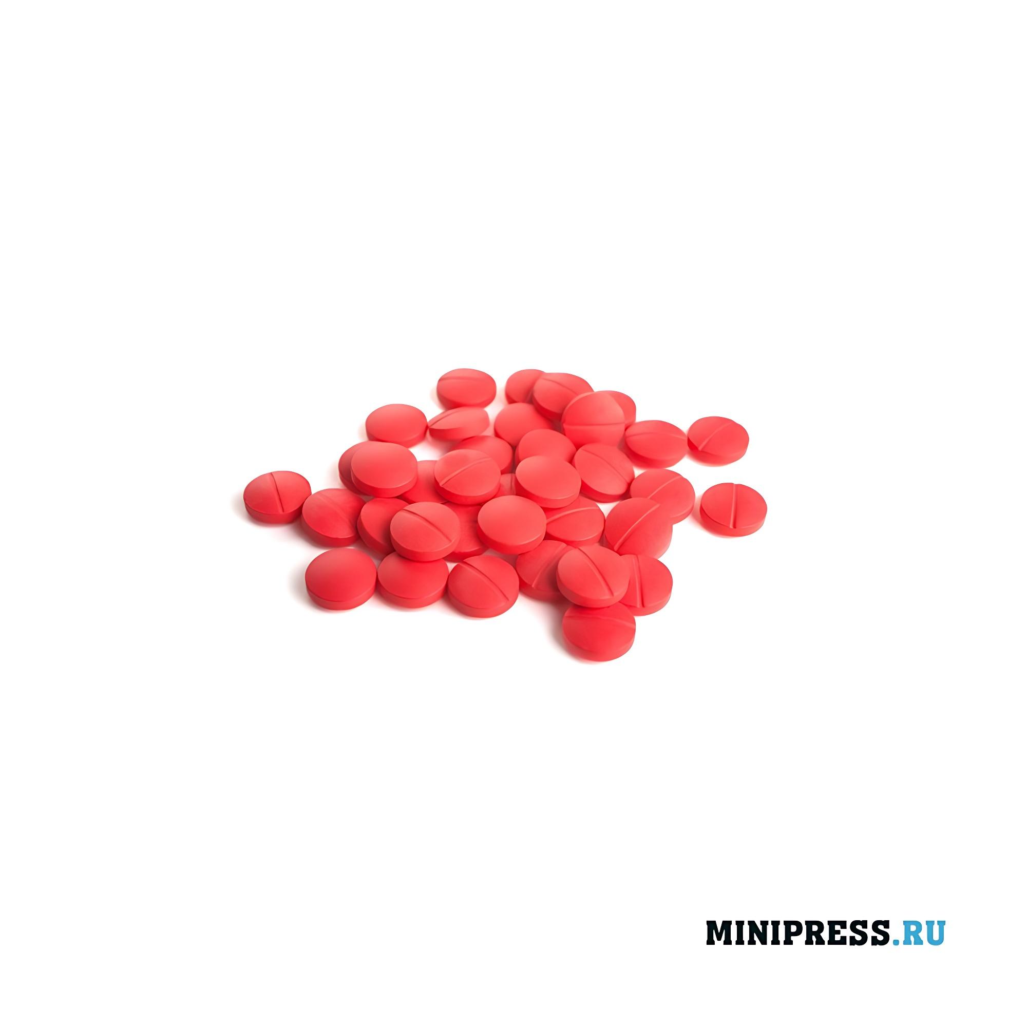 Готовые таблетки