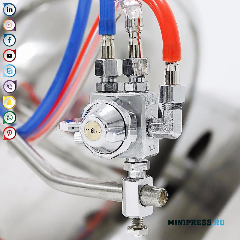 糖衣錠の製造およびポリマー材料で作られたシェルで錠剤をコーティングするための機械